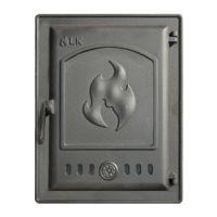 фото Дверь топочная герметичная LK 311