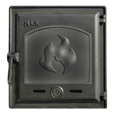 """фото Дверь топочная герметичная """"LK 371"""""""