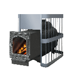 Чугунная печь Этна Магма 24 ДТ4С
