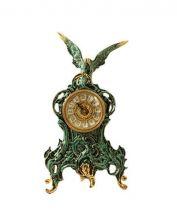 фото Бронзовые каминные часы 5064P
