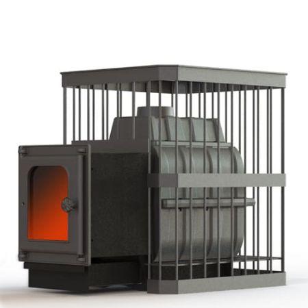 фото Банная печь Fireway Parovar 18 прут (302)