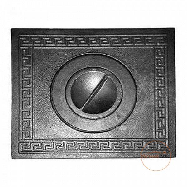 Плита на дровяную печь 1-комф. П1/2 345x300 мм чугун