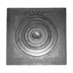 Плита под казан П1-6 600x600 мм