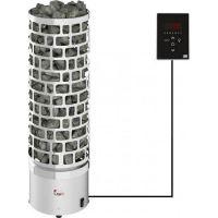 фото Напольная электрическая печь для бани ARI3-45Ni2-P SAWO