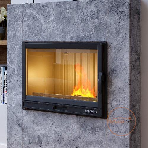 фото Каминный вкладыш непрерывного горения Savona Nordflam