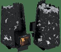 фото Печь для бани Dubrava 180 Long black Grill D