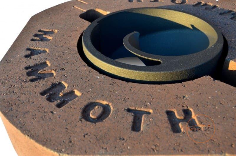 Аккумуляционное кольцо MAMMOTH - 01