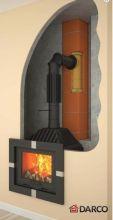 фото Дымоход Darco из низкоуглеродистой стали DC01 толщиной 2 мм