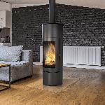 Вертикальная печь-камин Kratki Antares 10