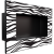 Биокамин Delta Zebra