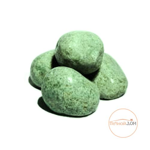 фото Камни для бани Жадеит шлифованный 5 кг