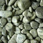 """фото Камни для бани """"Змеевик"""" шлифованный"""